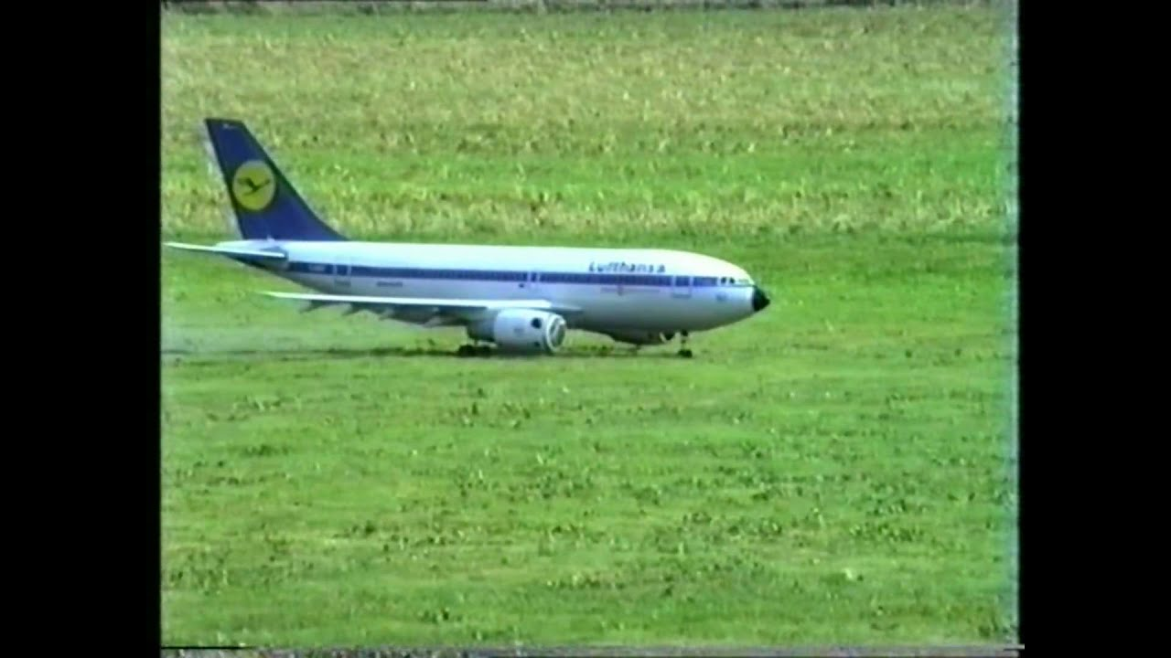 RC Plane - Airbus A310 - Best Videos and Retailers