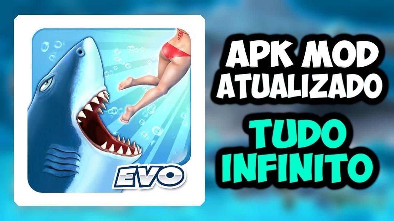 Hungry Shark Evolution v6 8 2 Apk Mod [Dinheiro Infinito] - Sem Root