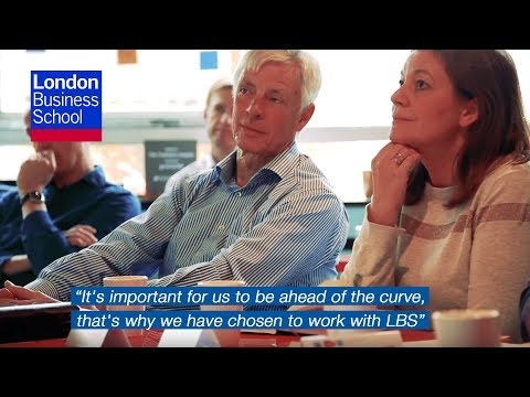 Randstad Transformational Leadership Programme | London Business School