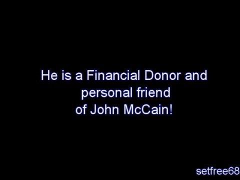 G Gordon Liddy: John McCain interview