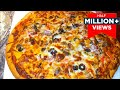 How to make a Perfect Chicken Pizza | Simple Pizza Recipe From Start to Finish