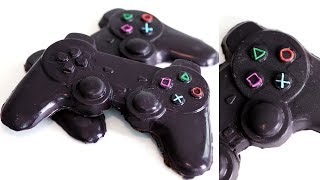 CHOCOLATE PlayStation Controller! Chocolate Bar | RECIPE