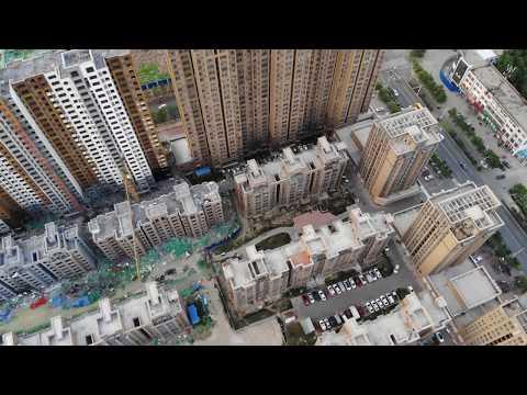 Apartment Buildings, Shangqiu 🇨🇳 (2018-06) {aerial}
