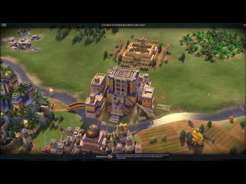 Civilization 6 Wonder Movie Apadana