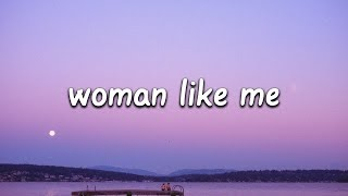 Little Mix - Woman Like Me (Lyrics) ft. Nicki Minaj