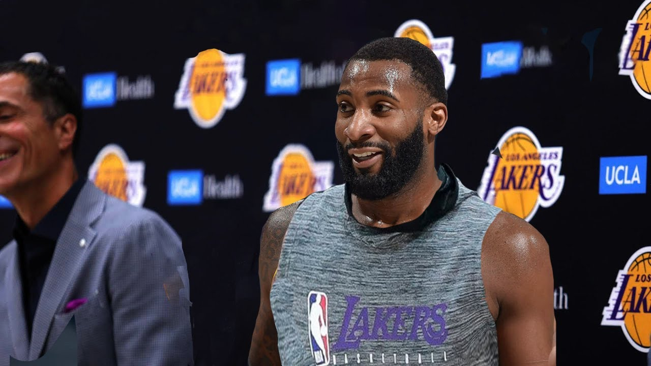 Andre Drummond says he's joining LA Lakers for playoff race