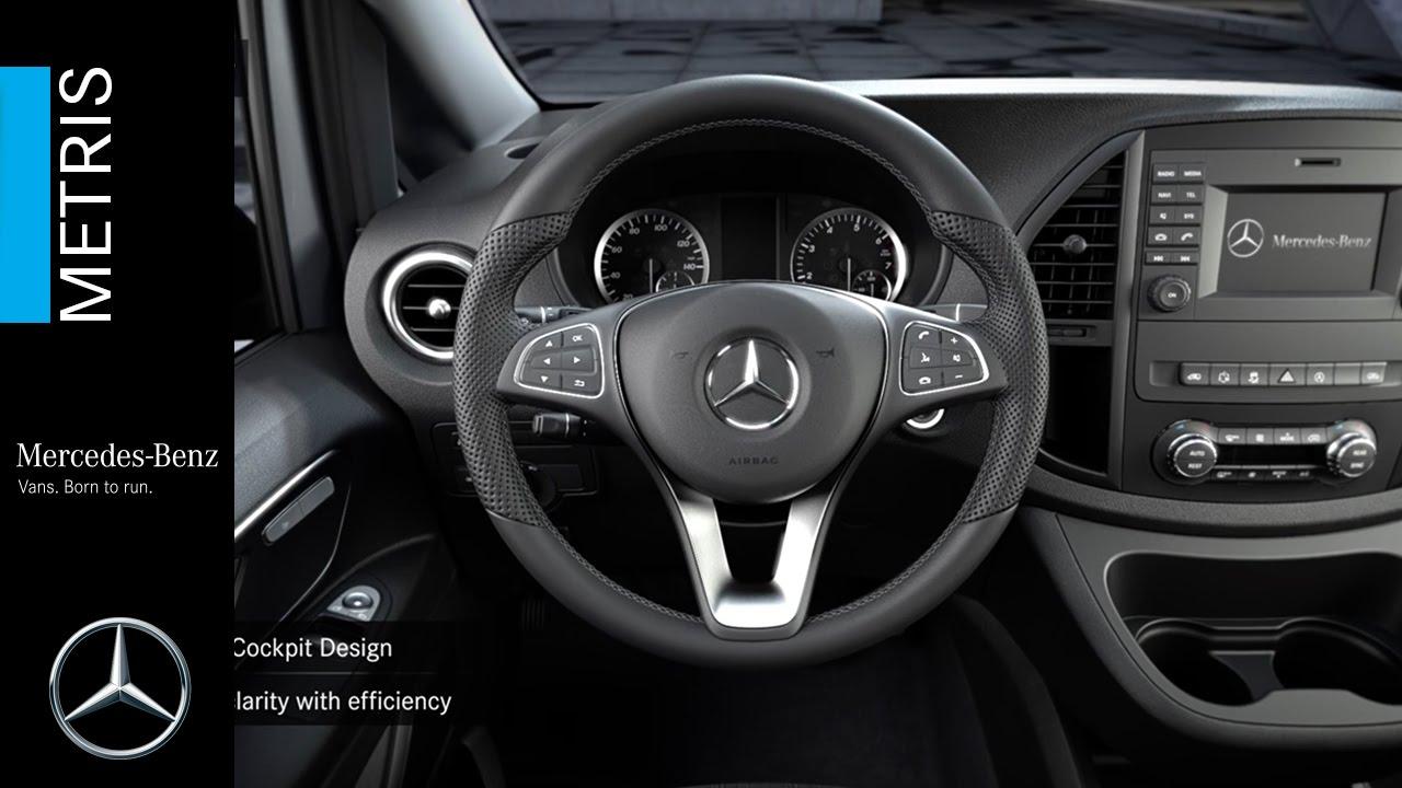 Mercedes Benz Metris Mid Size Van Interior Mercedes