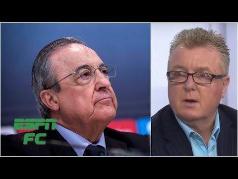 Real Madrid president 'clearly doesn't read newspapers' - Steve Nicol | La Liga News