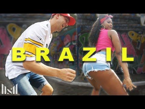 I KISSED A BRAZILIAN GIRL!!