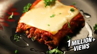 Vegetarian Enchiladas Recipe | Mexican Cuisine | The Bombay Chef - Varun Inamdar