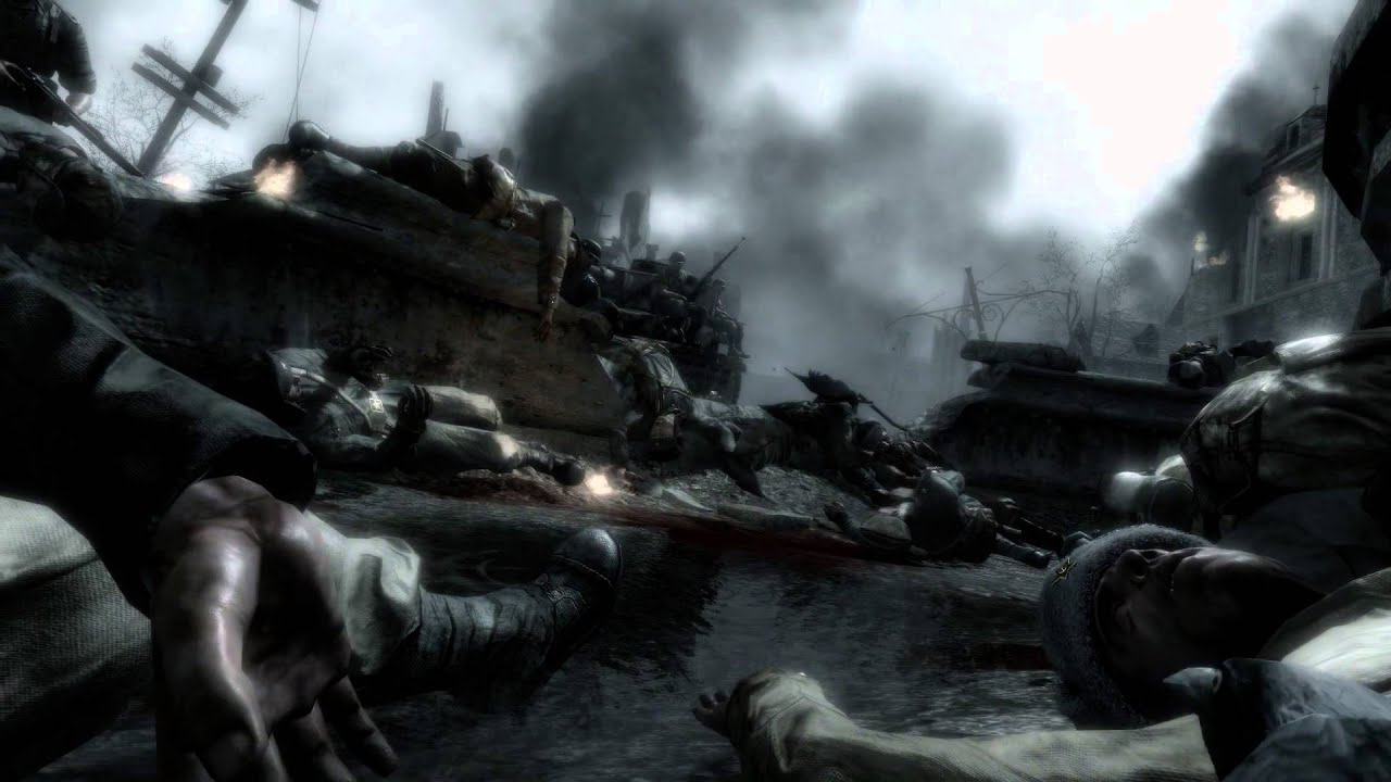 call of duty world at war - HD 1920×1080