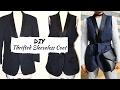 DIY Sleeveless Dress Coat | FIDM Fashion Club