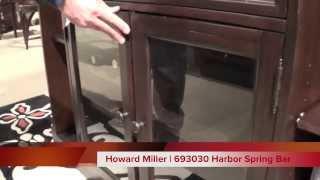 Howard Miller Wine And Bar Cabinet   693030 Harbor Spring