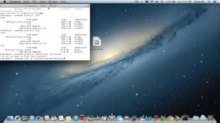 How to burn an iso, img or a dmg image using Terminal to a USB stick on mac