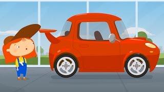 Смотреть видео Магазин автомобилей