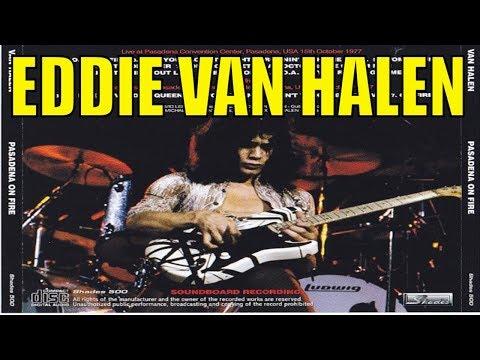 George Lynch 109: Guitar Tone Secrets of Van Halen   Pasadena High Live (1975)
