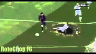 vuclip La feinte de Messi face à Boateng !