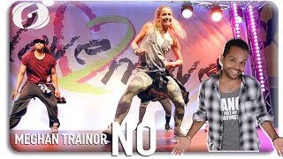 Meghan Trainor - NO - Salsation choreography by Diana Kukizz