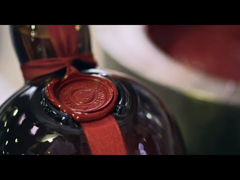 A Work of Art: The Precision of the Grand Marnier Bottle