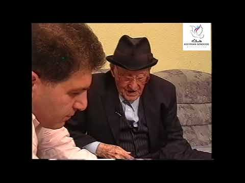 Assyrian Genocide survivor, Abdalla Goke