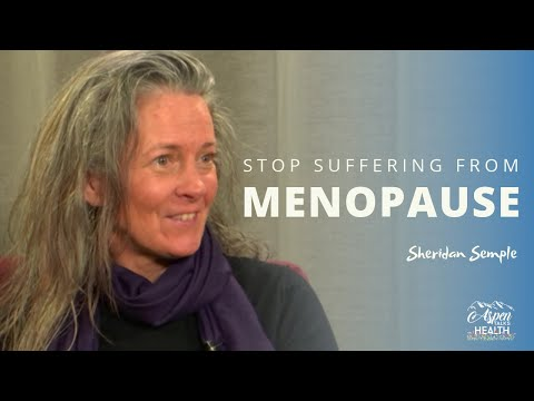 Steps To Managing Menopause Naturally | Sheridan Semple
