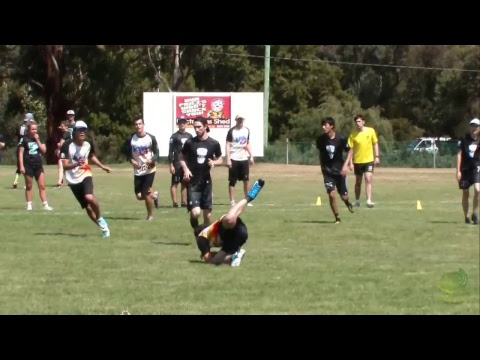 Mixed Nationals 2017 - Sydney KAF v Brisbane Monstars (Power Pools)