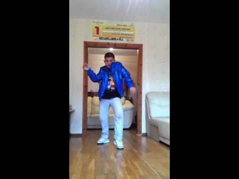Ваграм Петросян a.k.a. Shah popping home popping freestyle part 4