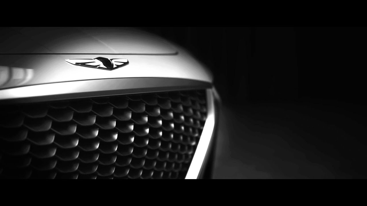 Original Genesis G70 New York Concept Teaser  YouTube