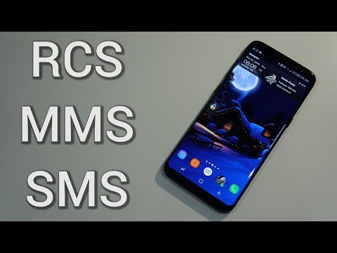 Explained: RCS (Rich Communication Services), SMS & MMS