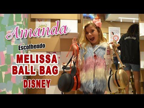 AMANDA  MELISSA BALL BAG DISNEY