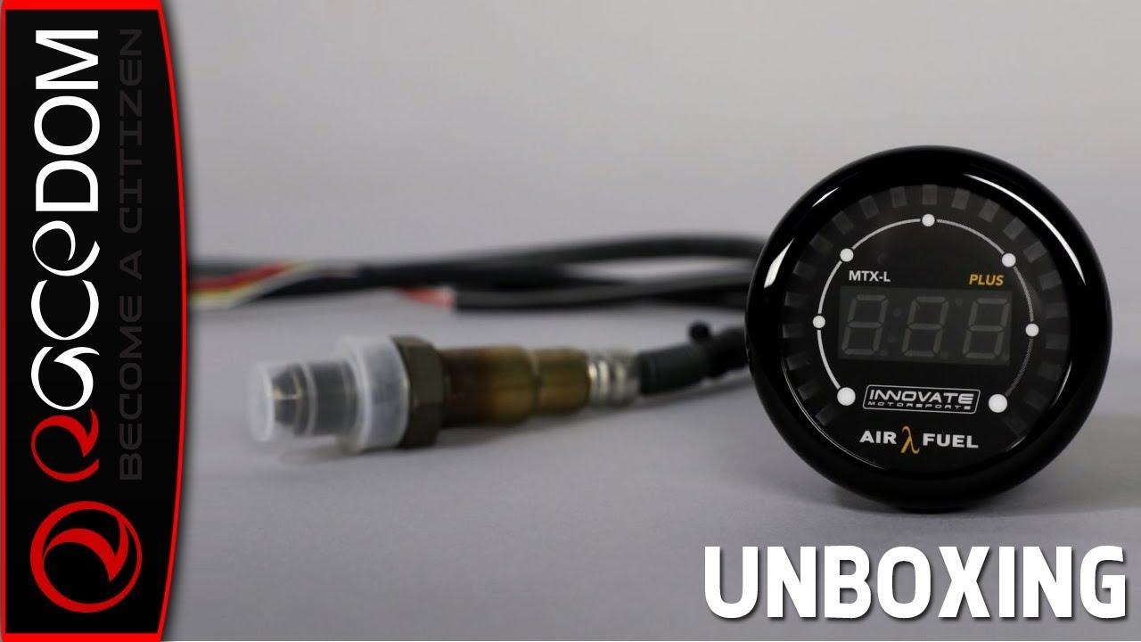 HBX-1 Innovate 3729 Gewinde mit Erweiterungen f/ür Lambda Sensor
