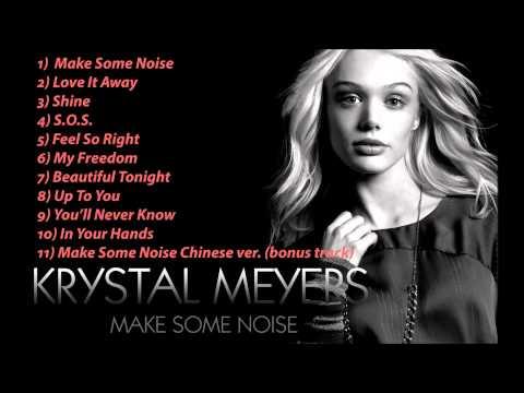 Krystal Meyers Make Some Noise album