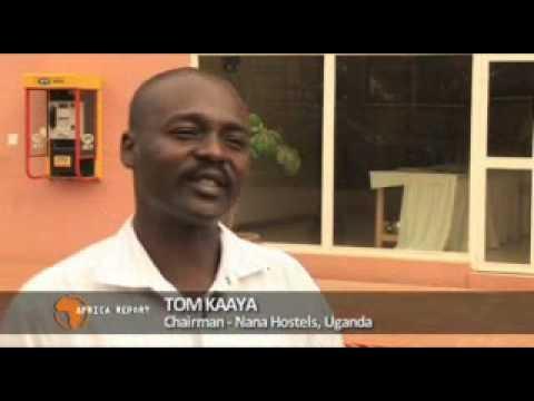 www.africareport.com - Nana Hostels, Uganda