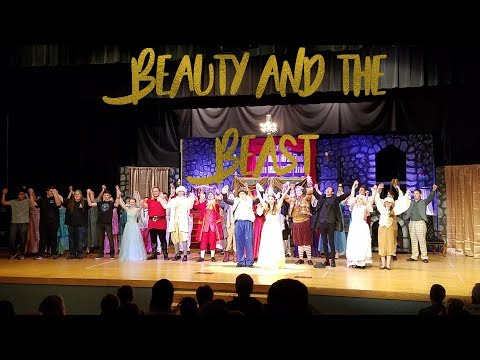 Powell High School - Beauty and The Beast 2018