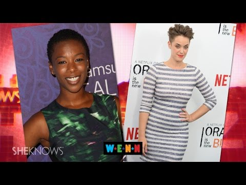 OITNB Writer Divorces Husband And Now Dates Actress Samira Wiley - The Buzz