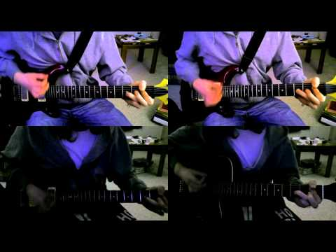Brown Sugar - Rolling Stones (guitar cover)