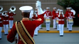US Marine Drum & Bugle Corps 2015 - Warmup [Quality Audio]