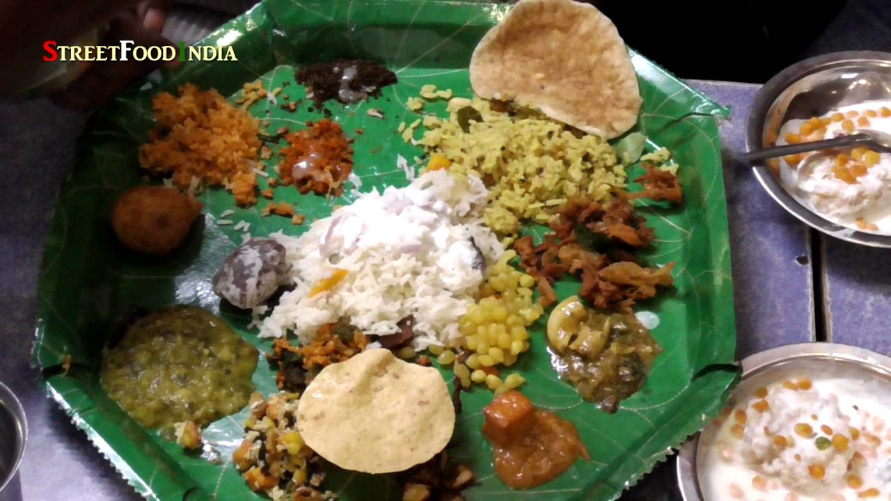 South Indian Oldest Andhra Hotel Subbayya Part 2