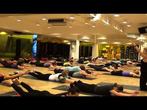 Marga Balan Pilates WorldClass