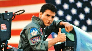 Top gun by Tom Cruise||Highway to the Danger Zone Song