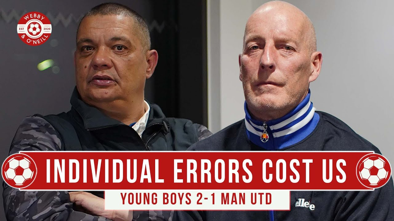 Download Individual Errors Cost Us! BSC Young Boys 2-1 Manchester United MATCH REACTION