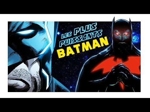 les BATMAN les plus PUISSANTS !