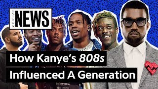 How Kanye West's '808s & Heartbreak' Influenced A New Generation Of Rap | Genius News