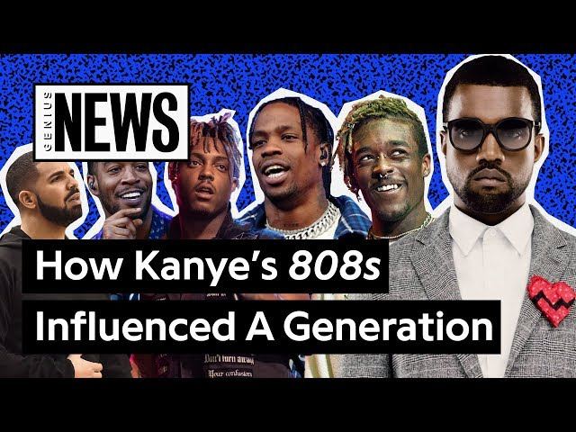 The Enduring Influence of Kanye West's '808s & Heartbreak' | Genius