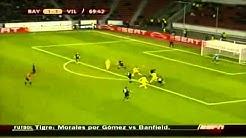 Villarreal saca ventaja y vence 3 2 al Bayer Leverkusen (20110310) UEFA Europa League.wmv