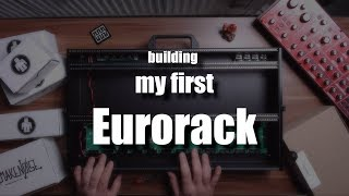 Building my first Eurorack