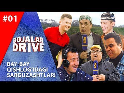Bojalar Drive 1-son BAY-BAY QISHLOG'IDAGI SARGUZASHTLAR!