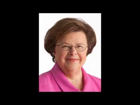 Treason! My Name is Senator Barbra Mikulski, and I voted for the UN Gun Treaty