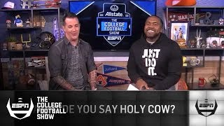 Top plays from Week 2 to make you say Holy Cow! | The College Football Show | ESPN