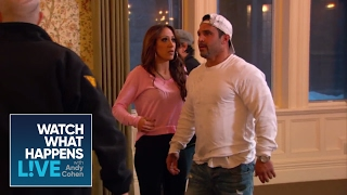 Joe Giudice vs Joe Fight Voiced by Chief Wiggum & Moe | RHONJ | WWHL